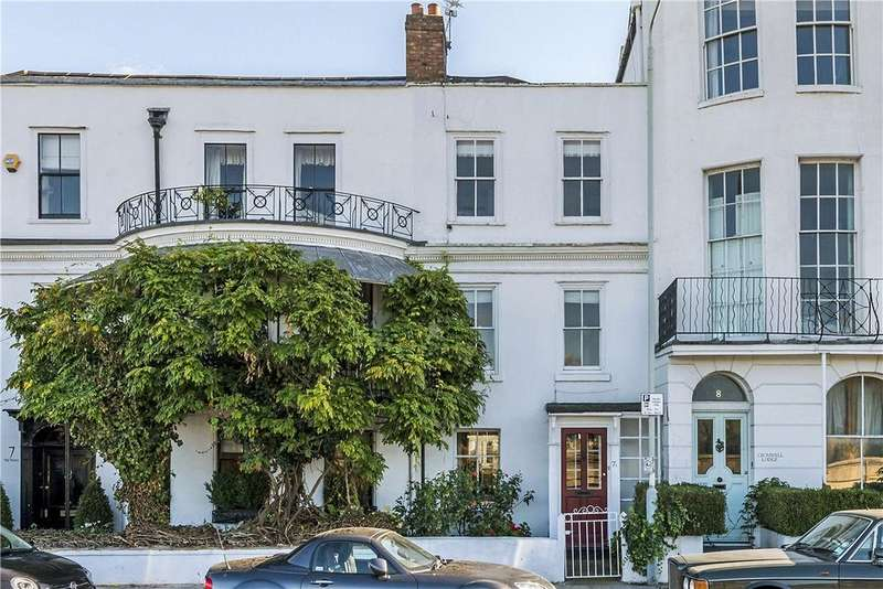 6 Bedrooms Terraced House for sale in The Terrace, London, SW13