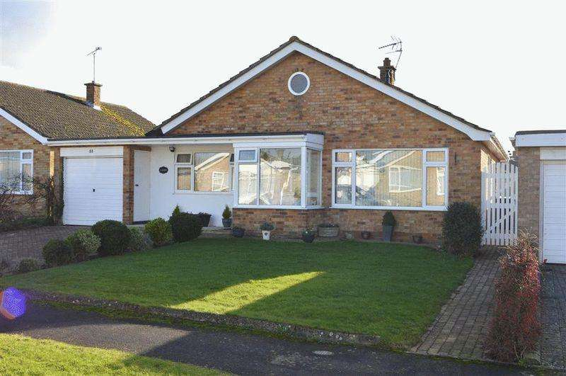 3 Bedrooms Detached Bungalow for sale in Nelson Court Watton