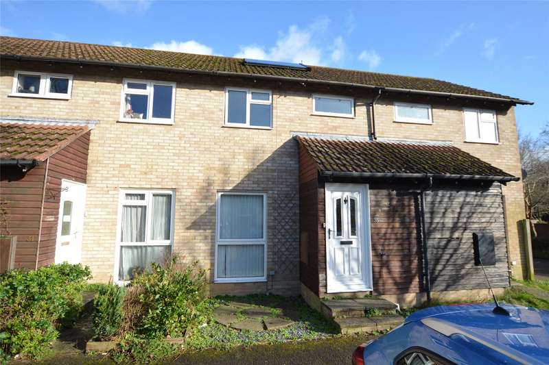 2 Bedrooms Terraced House for sale in Bankview, Lymington, Hampshire, SO41