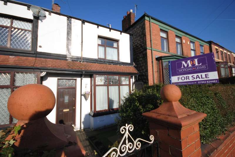 2 Bedrooms End Of Terrace House for sale in Ince Green Lane, Lower Ince, Wigan
