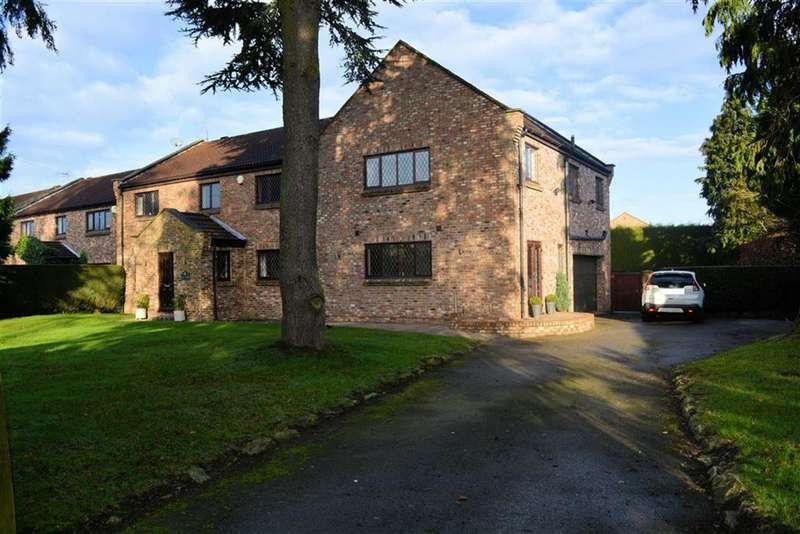 6 Bedrooms Detached House for sale in Tall Trees, Highfield Court, Brayton, YO8