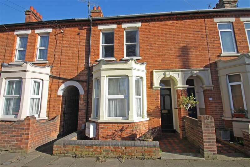 3 Bedrooms Terraced House for sale in Dudley Street, Bedford