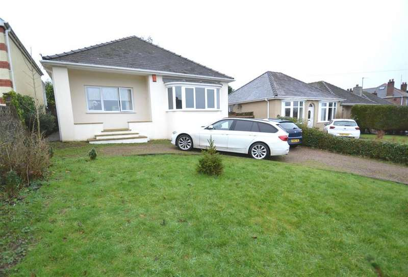 3 Bedrooms Detached Bungalow for sale in Steynton Road, Milford Haven
