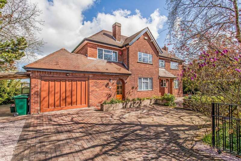 4 Bedrooms Detached House for rent in 40 Curzon Park North, Curzon Park, Chester