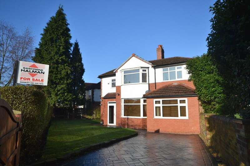 5 Bedrooms Detached House for sale in Dene Road, Didsbury