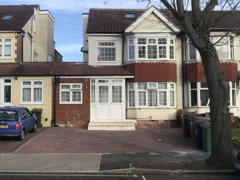 6 Bedrooms Semi Detached House for sale in Turner Road, Queensbury, HA8