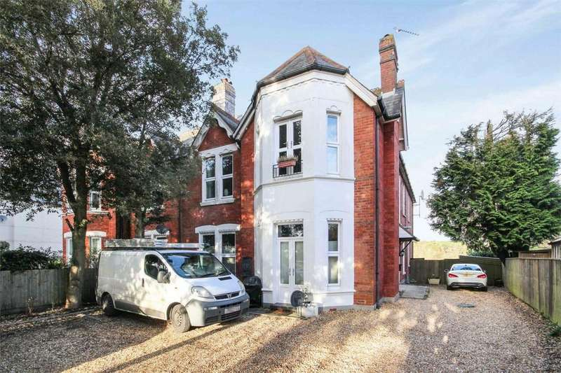 2 Bedrooms Flat for sale in 11 Nelson Road, Westbourne, BOURNEMOUTH, Dorset