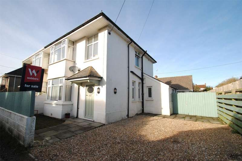 3 Bedrooms Semi Detached House for sale in Wellclose Road, Braunton