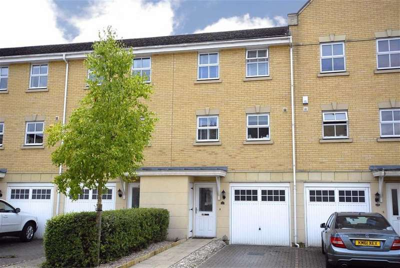 3 Bedrooms Town House for sale in Sparkes Close, Bromley, Kent