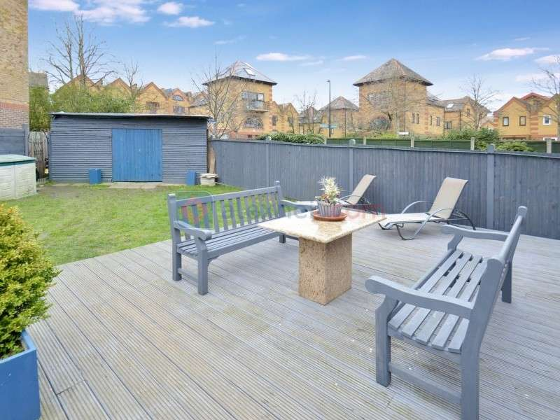 3 Bedrooms Town House for sale in Greenacre Square, Rotherhithe SE16