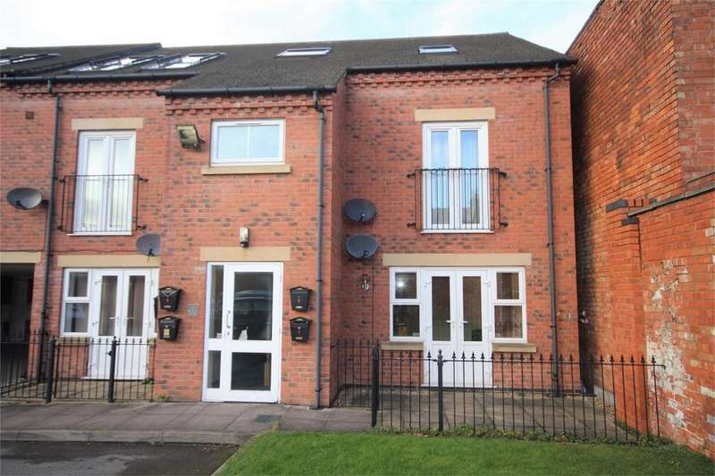 1 Bedroom Flat for sale in Arbor Court, Orchard Street, Nuneaton