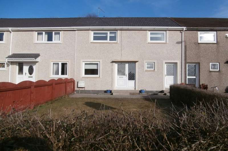 3 Bedrooms Property for rent in Baird Crescent, Cumbernauld, Glasgow, G67