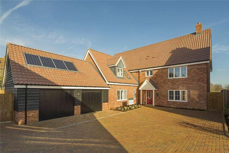 5 Bedrooms Detached House for sale in Granary Court, Gills Hill, Bourn, Cambridgeshire, CB23