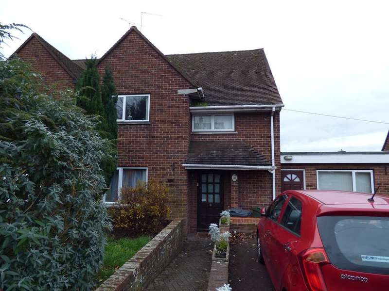 6 Bedrooms Semi Detached House for rent in Winnall Manor Road, Winchester