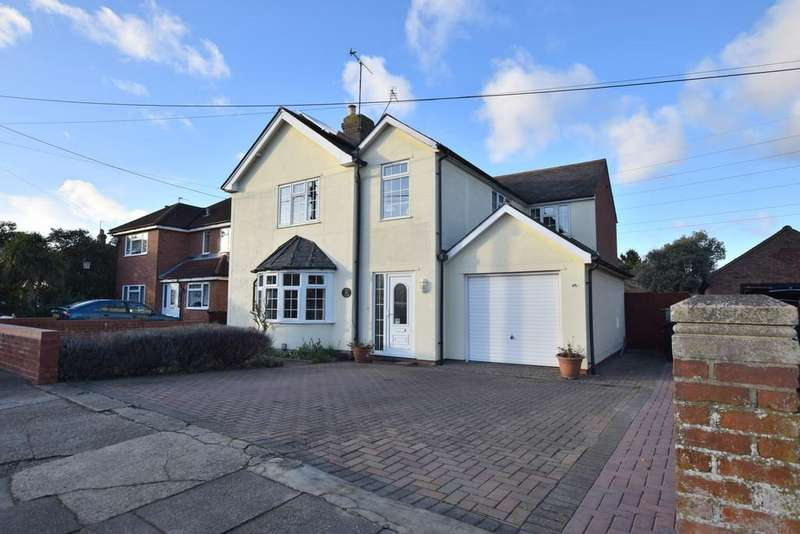 4 Bedrooms Detached House for sale in D'Arcy Road, Colchester CO2 8BA