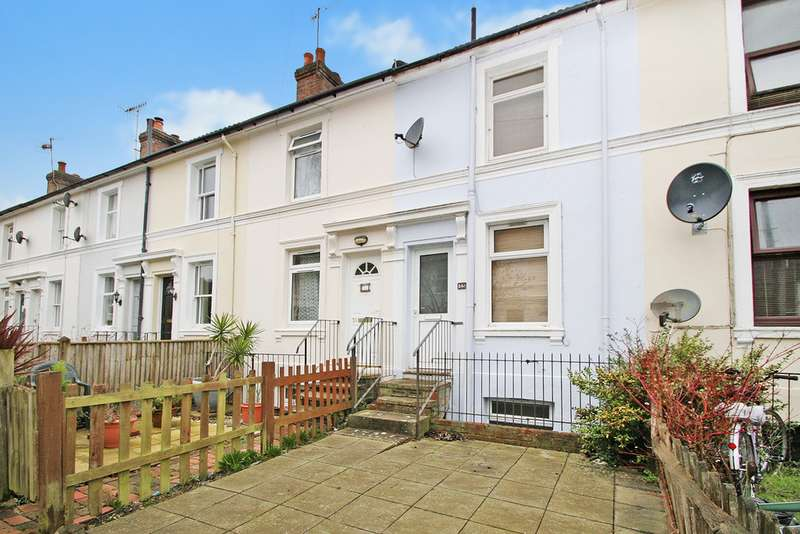 2 Bedrooms Terraced House for sale in Kirkdale Road, Tunbridge Wells TN1