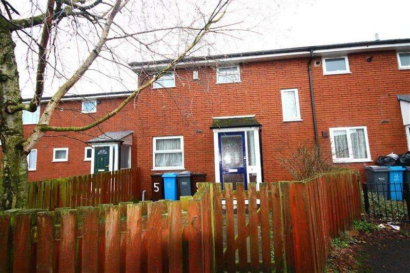 2 Bedrooms Property for sale in Bembridge Close, Manchester