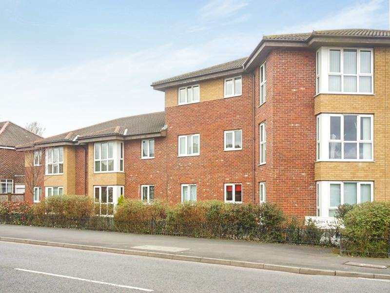 2 Bedrooms Apartment Flat for sale in St. Johns Court, Forest Hall, Newcastle upon Tyne, Tyne and Wear, NE12 7AF