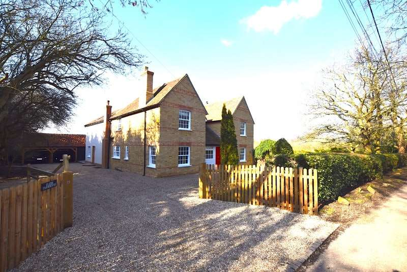 5 Bedrooms Detached House for sale in Mope Lane, Wickham Bishops, Essex, CM8