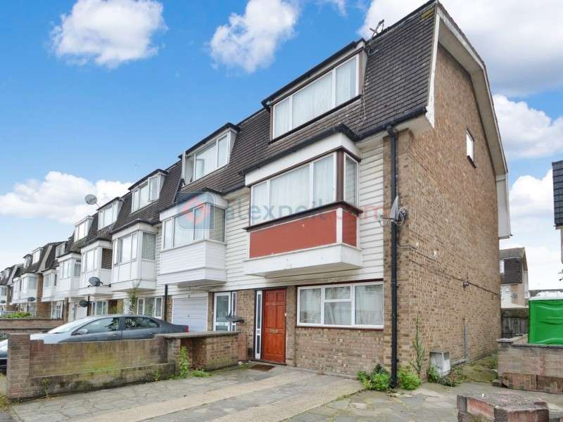4 Bedrooms End Of Terrace House for sale in Atkinson Road, Docklands E16