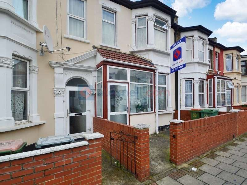 4 Bedrooms Terraced House for sale in Raymond Road, Newham E13