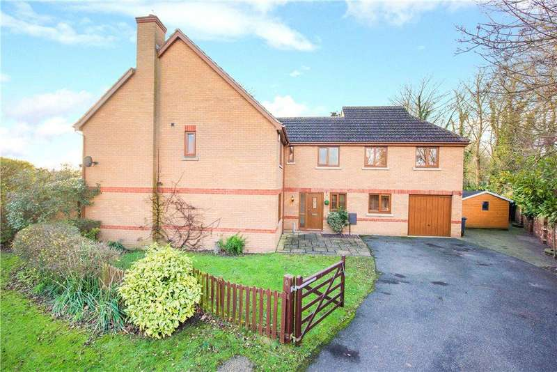 4 Bedrooms Detached House for sale in Home Farm Close, Tempsford, Bedfordshire