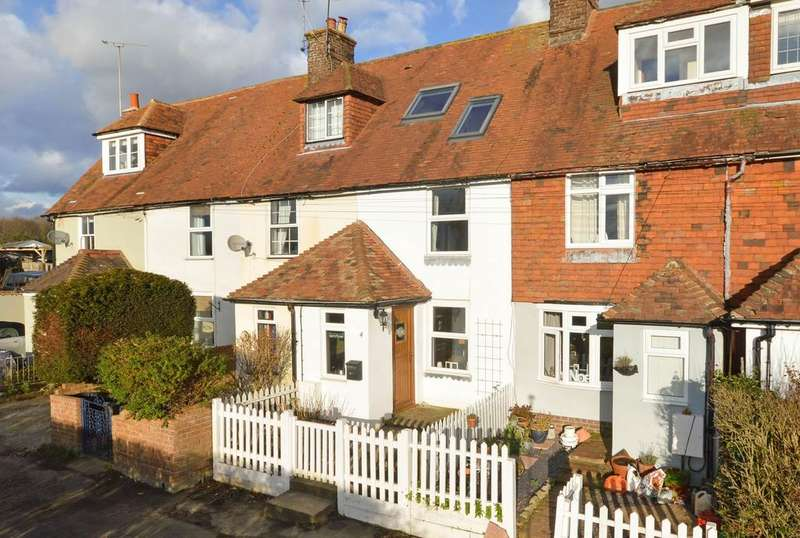 3 Bedrooms Terraced House for sale in Lenham Heath, ME17