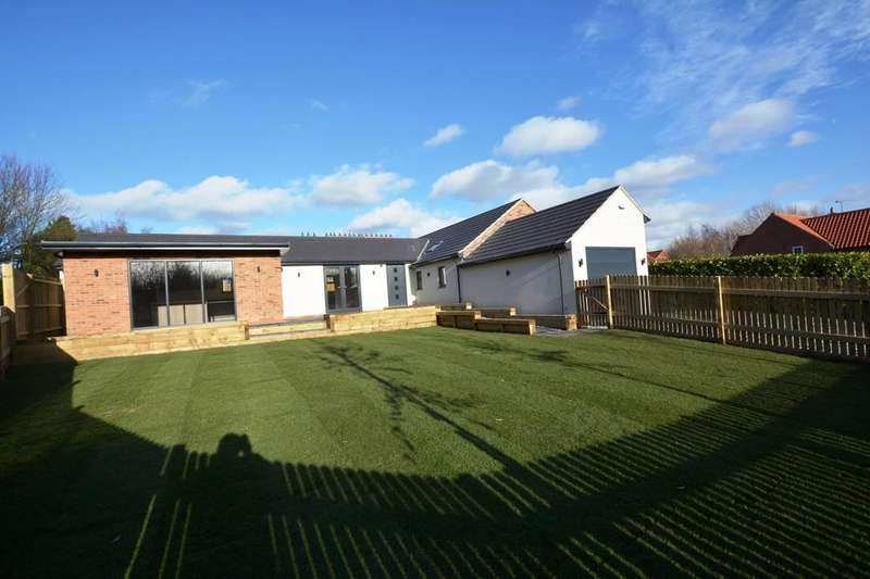 3 Bedrooms Detached Bungalow for sale in Orchard View, Off Lower Kirklington Road, Southwell