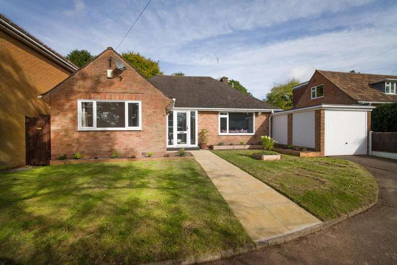 4 Bedrooms Detached Bungalow for sale in Alvechurch Highway, Lydiate Ash, Bromsgrove