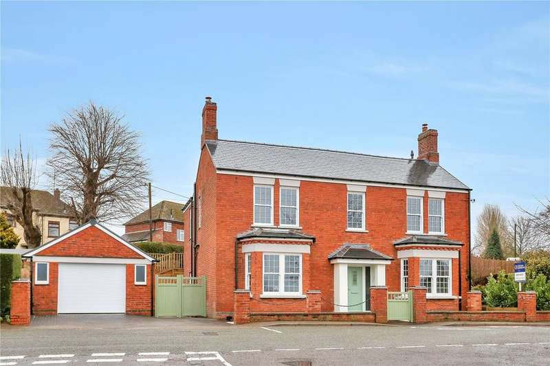 4 Bedrooms Detached House for sale in Great Easton, Market Harborough, Leicestershire