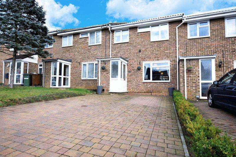 3 Bedrooms Terraced House for sale in Vinters Park Maidstone