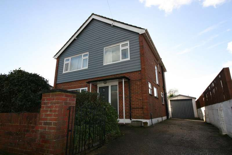 3 Bedrooms Semi Detached House for sale in Christchurch Road, Iford, Bournemouth BH7