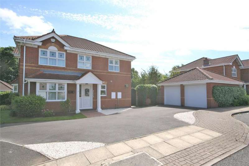 4 Bedrooms Detached House for sale in Eason Road, Scartho Top, DN33