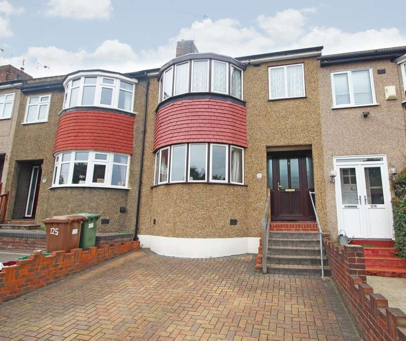 3 Bedrooms Terraced House for sale in Eversley Avenue Bexleyheath DA7