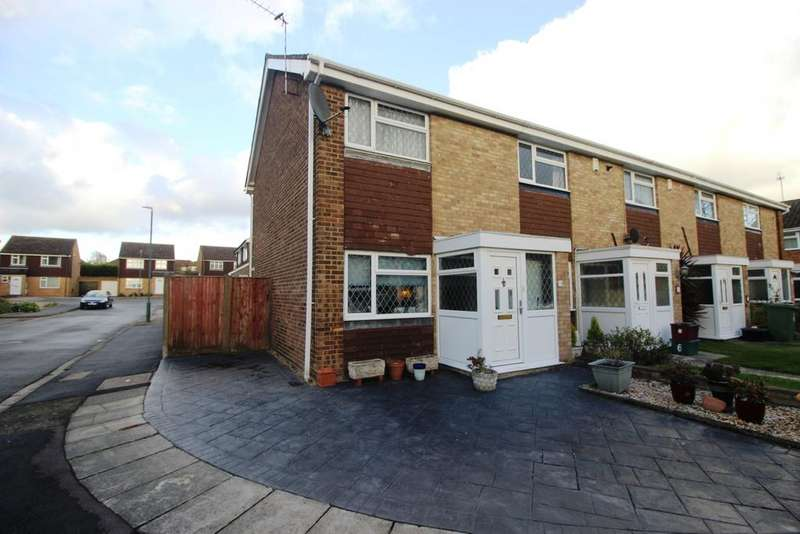 2 Bedrooms End Of Terrace House for sale in Iverhurst Close Bexleyheath DA6