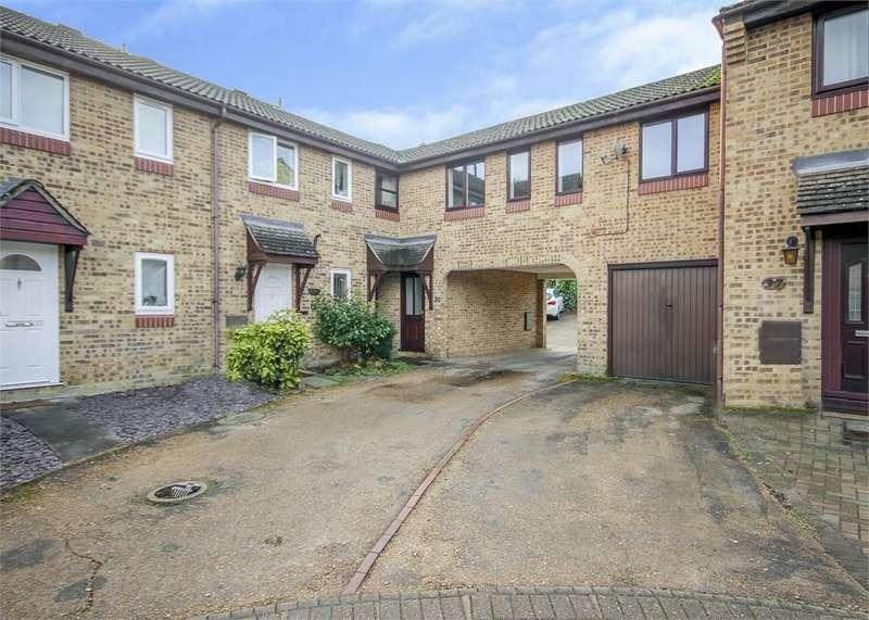 1 Bedroom Maisonette Flat for sale in Burnmoor Chase, Bracknell, Berkshire