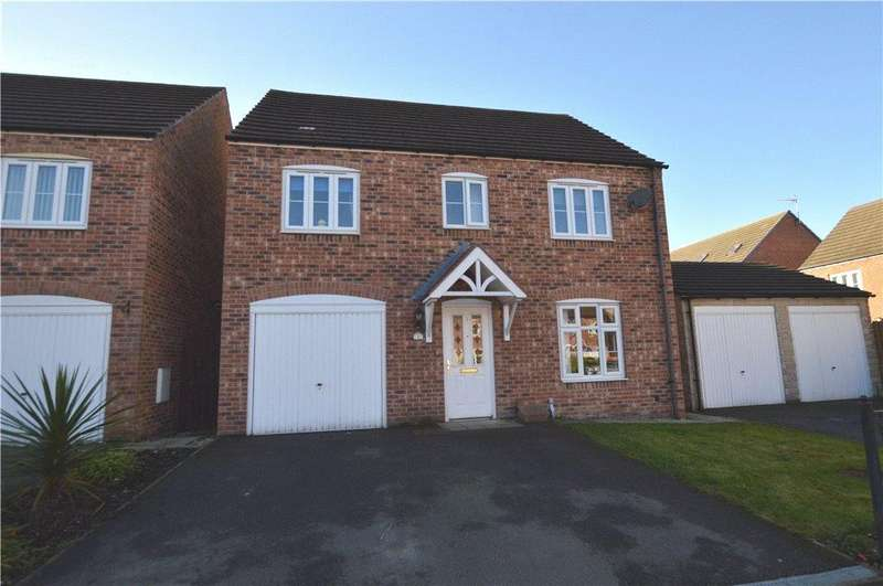 4 Bedrooms Detached House for sale in Tatton Lane, Thorpe, Wakefield, West Yorkshire