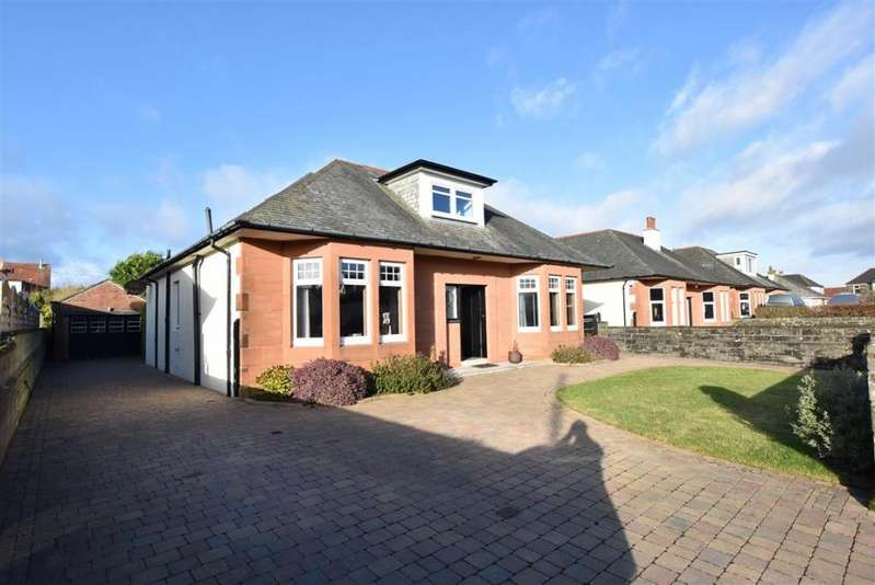 4 Bedrooms Detached Bungalow for sale in 8 Ewenfield Park, Ayr, KA7 2QG