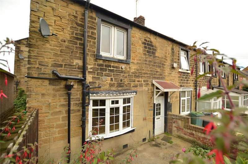 2 Bedrooms Terraced House for sale in Hardy Avenue, Churwell, Leeds