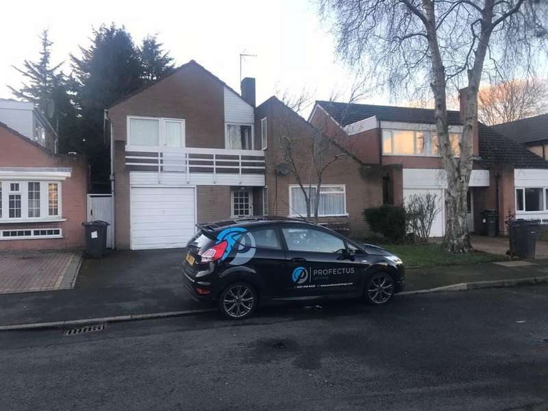 4 Bedrooms Detached House for rent in Shelsley Drive, Moseley, 4 Bedroom Detached