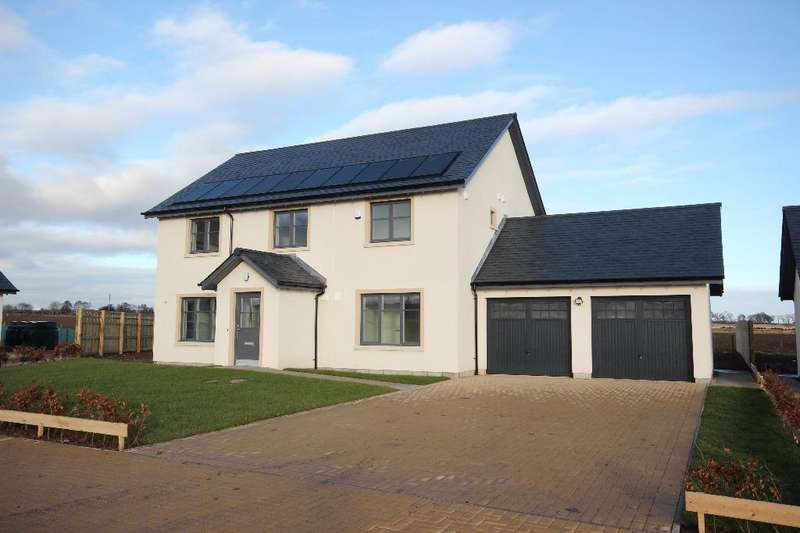 4 Bedrooms Detached House for sale in Plot 2 North Barns , Bankfoot, Perthshire, PH1 4DZ