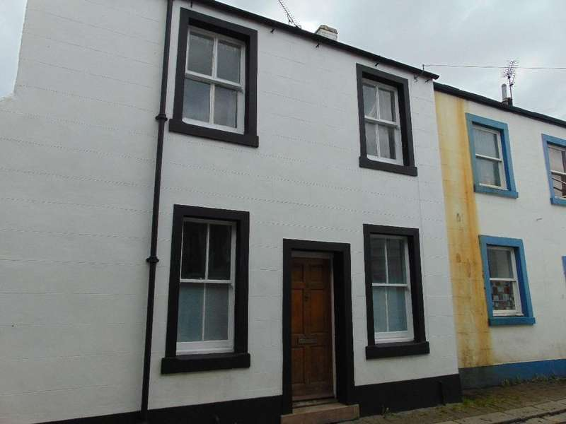2 Bedrooms End Of Terrace House for sale in 18 Waterloo Street, Cockermouth, CA13 9NB