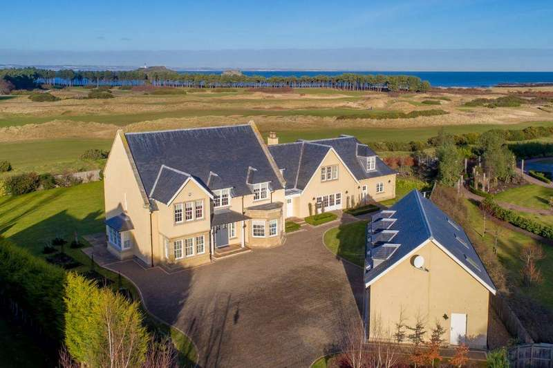 6 Bedrooms Detached House for sale in 43 The Village, Archerfield, Dirleton, East Lothian, EH39 5HT