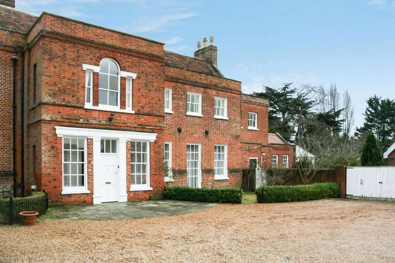 4 Bedrooms Semi Detached House for sale in Athenrye Court Cumberland Street Woodbridge