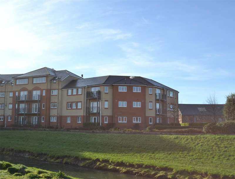 3 Bedrooms Apartment Flat for sale in Orleigh Mill Court, Mills Way