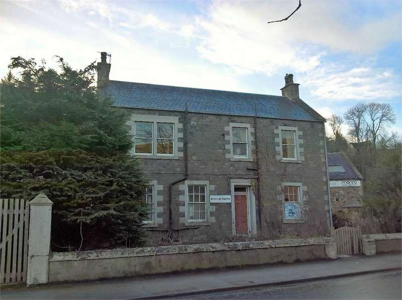 3 Bedrooms Detached House for sale in TWEED MILL HOUSE, 68a King Street, Galashiels, Scottish Borders