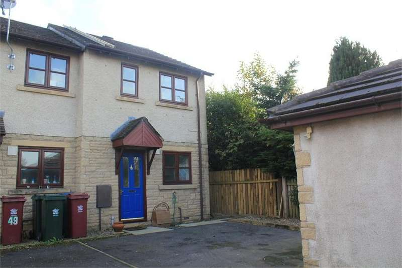 2 Bedrooms Semi Detached House for sale in 51 Colthirst Drive, Clitheroe