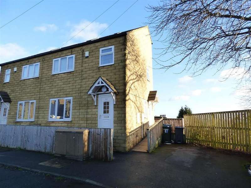 3 Bedrooms Semi Detached House for sale in King Street, Eccleshill, Bradford, BD2 2HR