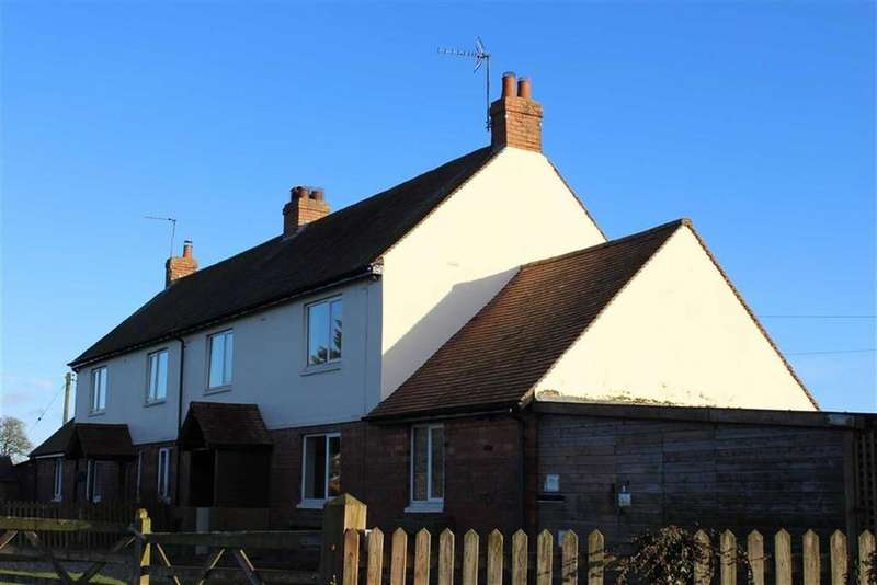 Semi Detached House for rent in Cleobury North, Bridgnorth, WV16