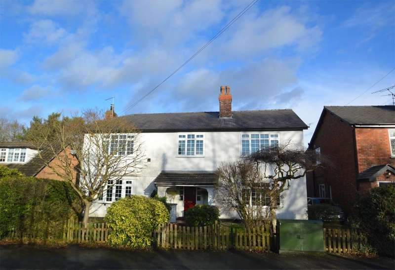4 Bedrooms Detached House for sale in Town Lane, Mobberley, Knutsford
